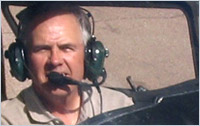 Become a pilot even at 54 like retired Air Force Lt Col Chevy Chevallard