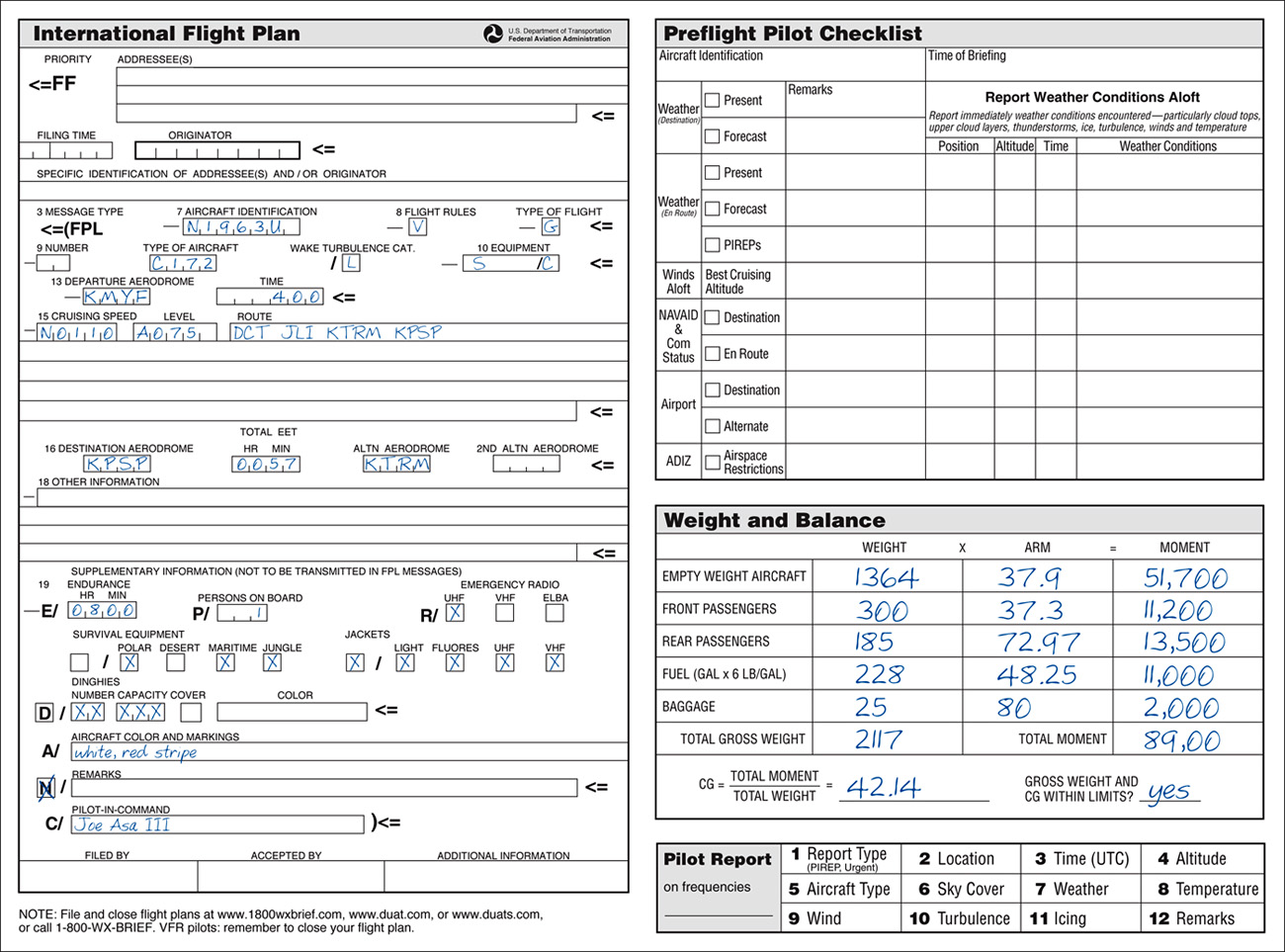 Selective image with regard to asa flight planner printable