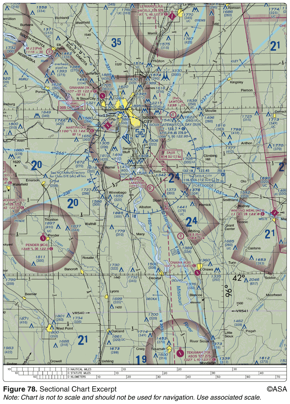 CFI Brief SUAS Operations And Airspace Learn To Fly Blog ASA - Class g airspace map
